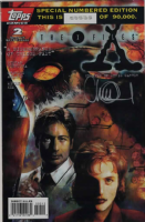 The X-Files #2 - Special Numbered Edition - SIGNED By Charles 'Charlie' Adlard (Artist)